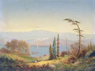 Lake Tahoe, circa 1860's