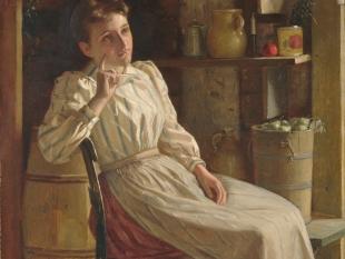 Meditation, ca. 1900–1910