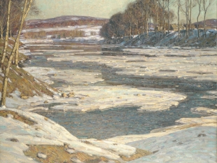 An Opalescent River, 1909