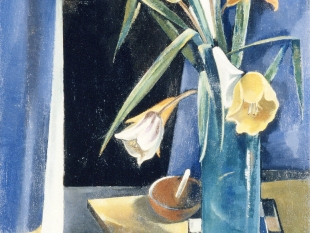 Vase of Flowers, ca. 1926
