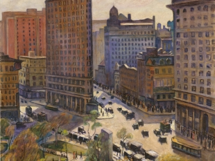 The Flatiron Building, 1919