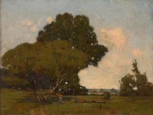 The Trees, Early Afternoon, France, ca. 1905