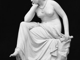 William Wetmore Story, The Libyan Sibyl, 1861