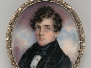 Portrait of a Gentleman, 1832