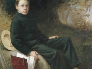 Amory Sibley Carhart, ca. 1860–65