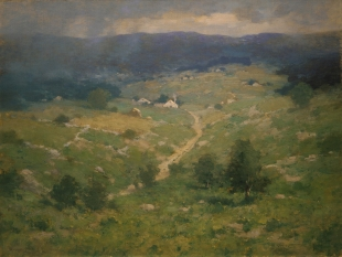 Clearing Off, ca. 1900