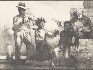 Les Danseurs (The Dancers), 1930