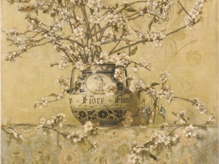 Apple Blossoms, 1889