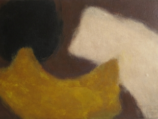 Herbert Ferber, Untitled Abstract, 1962
