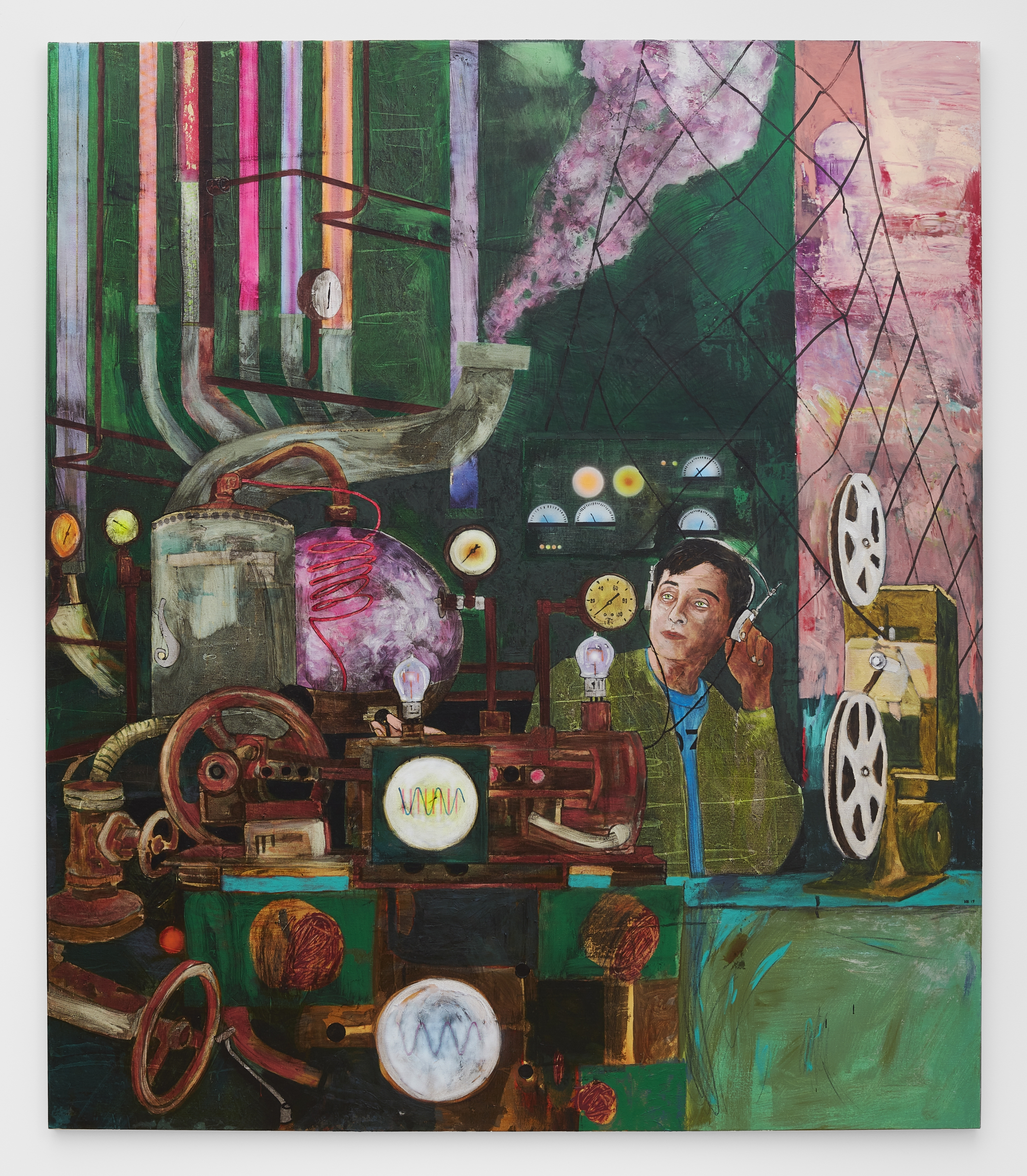 HERNAN BAS, The Great and Powerful OZ's AV Guy (Or, Behind the Other Curtain), 2019