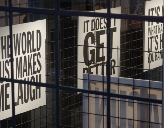 A Month of Poetry: John Giorno