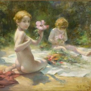Georges Sauveur Maury (1872 - ?)
