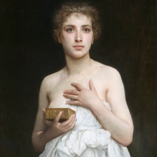 William Adolphe Bouguereau (1825 - 1905)