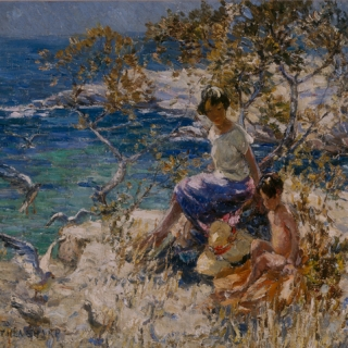 Dorothea Sharp (1874 - 1955)