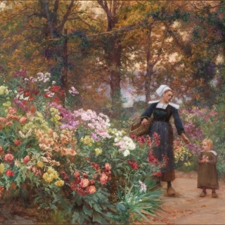 Theophile Louis Deyrolle (1844 - 1923)