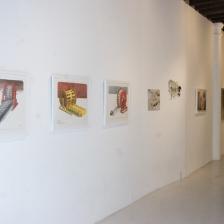 Selected Artist: Summer Group Exhibtion