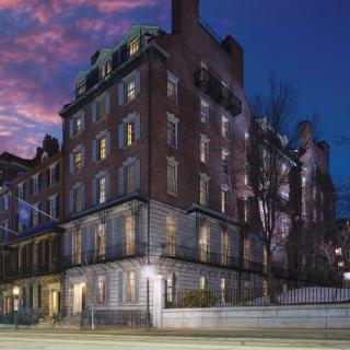 Luxury Apartment Building - Beacon Hill, Boston