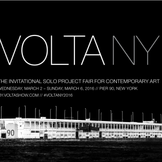VOLTA NEW YORK | MARCH 2 TO 6, 2016 | AMY SCHISSEL