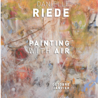 Danielle Riede: Painting with Air