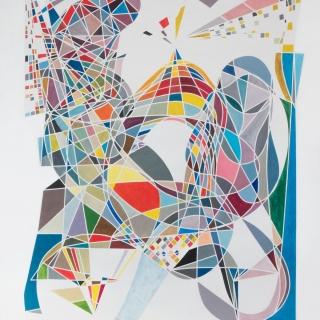 Cecilia Biagini: Crossing Lines