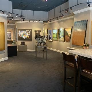 Gallery Installation Photos
