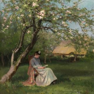 Eugene Benson (1839-1908)