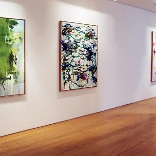 KIKUO SAITO Paintings and Works on Paper