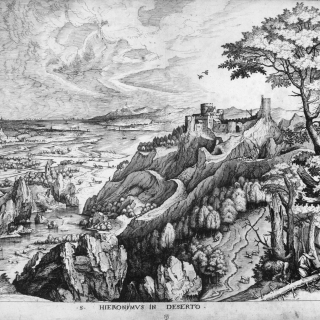 Old Master Landscape Prints