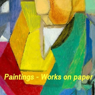 Paintings - Works on Paper - Sculpture