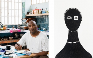 Christies has named Roberto Diago One of Six Contemporary Cuban artists you need to know.