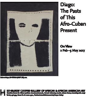 Roberto Diago at The  Ethelbert  Cooper  Gallery  of  African  & African  American  Art