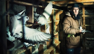 """Wall Street Journal covers Duke Riley's new project, """"Fly By Night"""""""