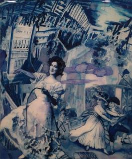 Amelia Biewald at Rosalux Gallery