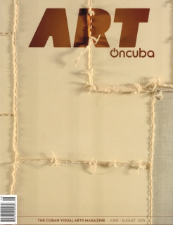 Roberto Diago in Summer Issue of Art On Cuba