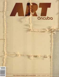 Roberto Diago in Summer Issue of Art On Cuba
