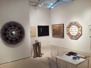 Magnan Metz Gallery at Art Miami (A15) & Art Miami Context (E59)