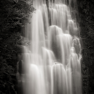 Southern Alps Waterfall #2
