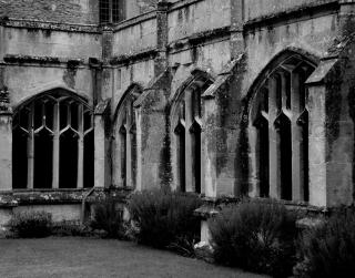 Lacock Abbey - Wiltshire, England 2012