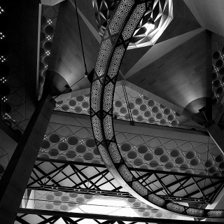 Islamic Museum (I. M. Pei) - Doha, Qatar 2014