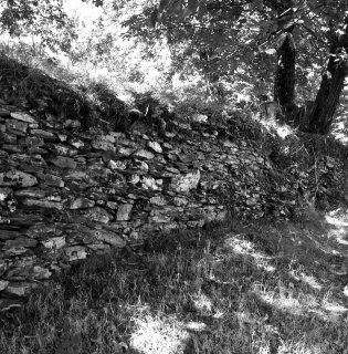 Nick's Wall - Lozere, France 2007