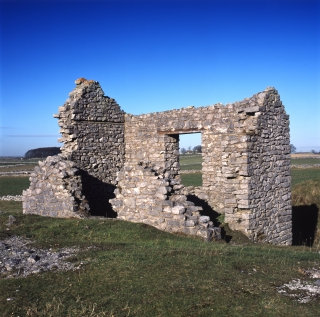 Ruin - Darbyshire, England 2005