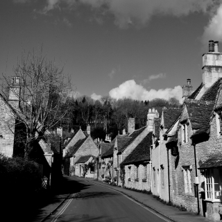 Castle Combe - Cotswalds, Wiltshre, England 2012