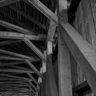 Covered Bridge- Perry County, PA 2008