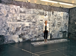 AMY SCHISSEL AWARDED PRESTIGIOUS JOAN MITCHELL FOUNDATION ARTIST GRANT