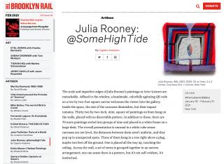 Julia Rooney: @SomeHighTide