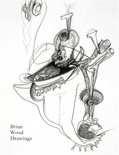 Brian Wood l Drawings