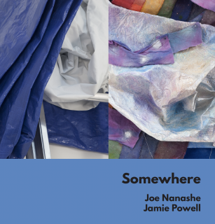 Joe Nanashe & Jamie Powell | Somewhere