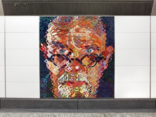 What Does Chuck Close Have Against Public Art?