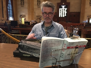 Press Release | Tim Youd: St. Louis Retyped at CAM St. Louis