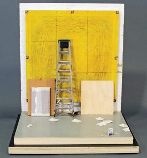 Review | Joe Fig: Inside the Artist's Studio in Al Khaleej